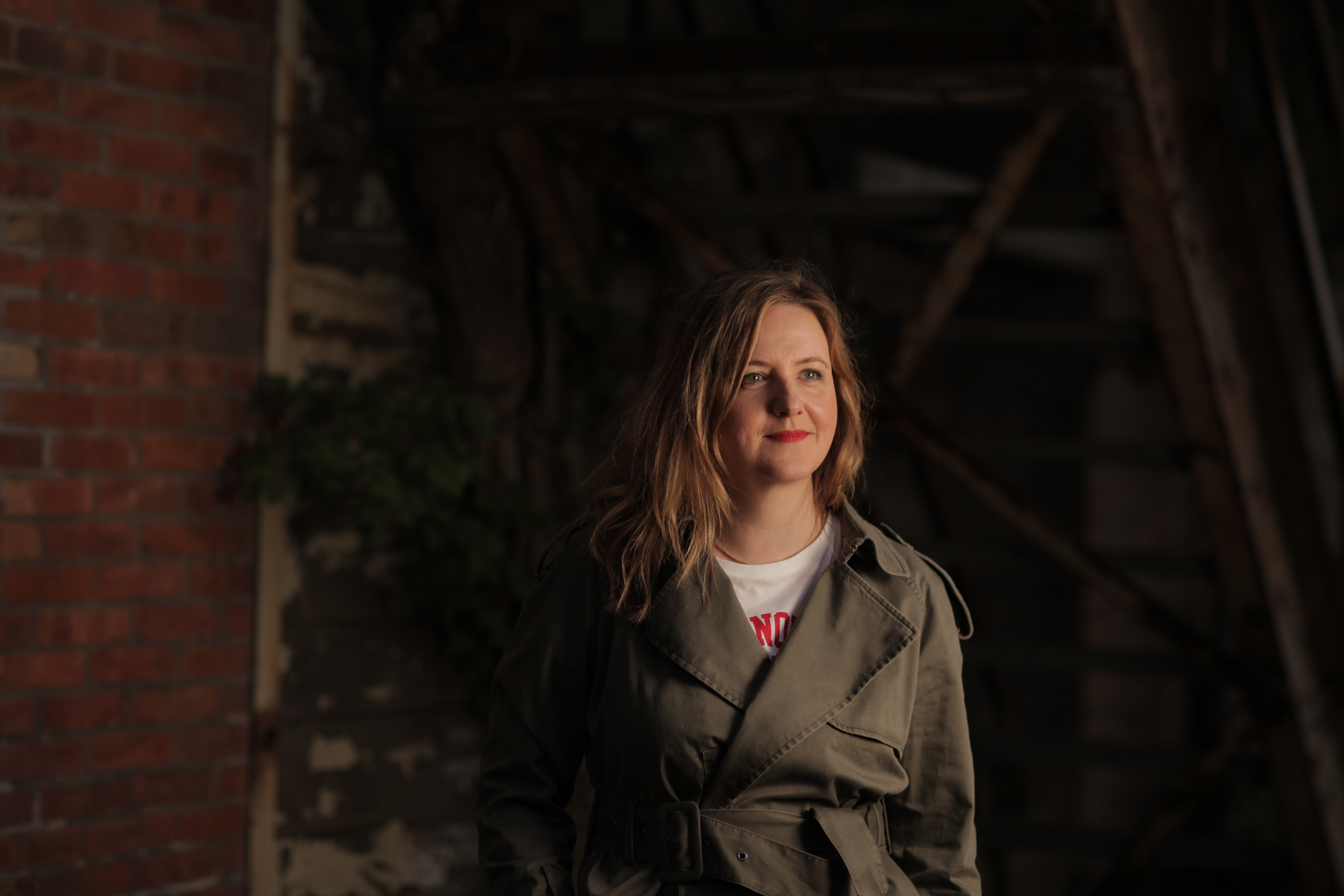 Forfatter Anne Zenon